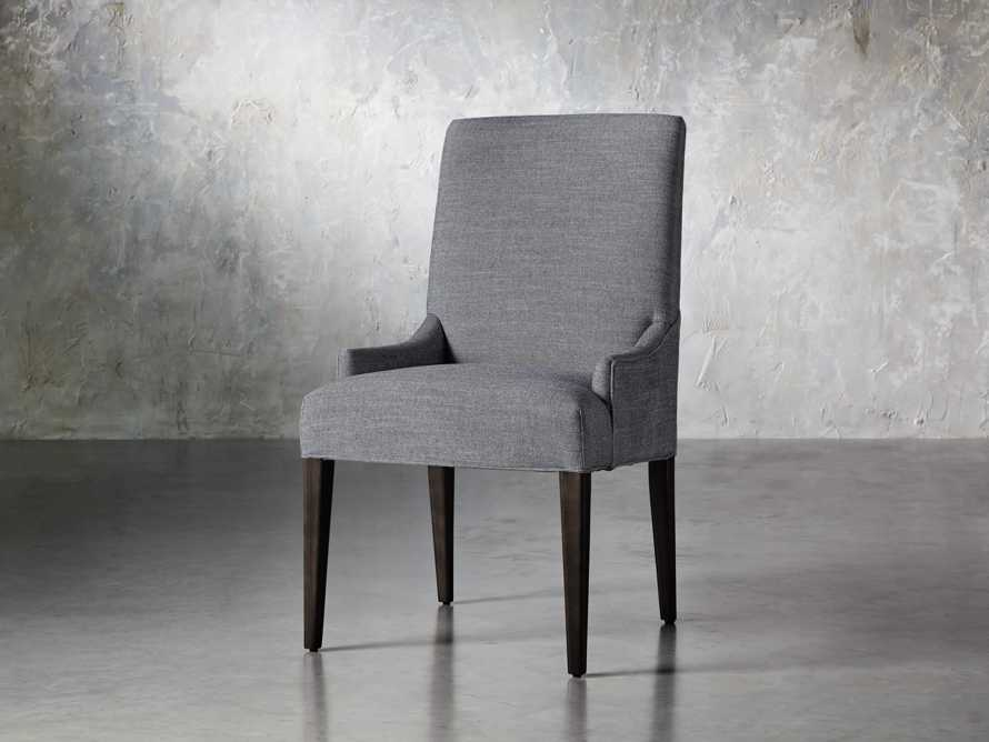 Rhen Upholstered Dining Side Chair, slide 3 of 9