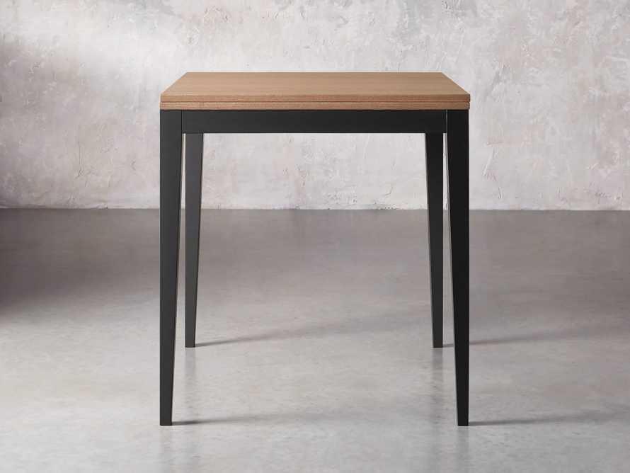 Rho Flip Top Bar Table