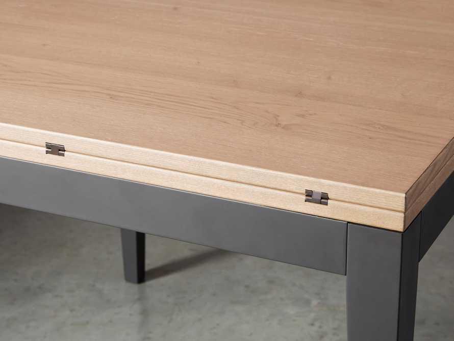 "Rho 39"" Flip-Top Bar Table, slide 6 of 6"
