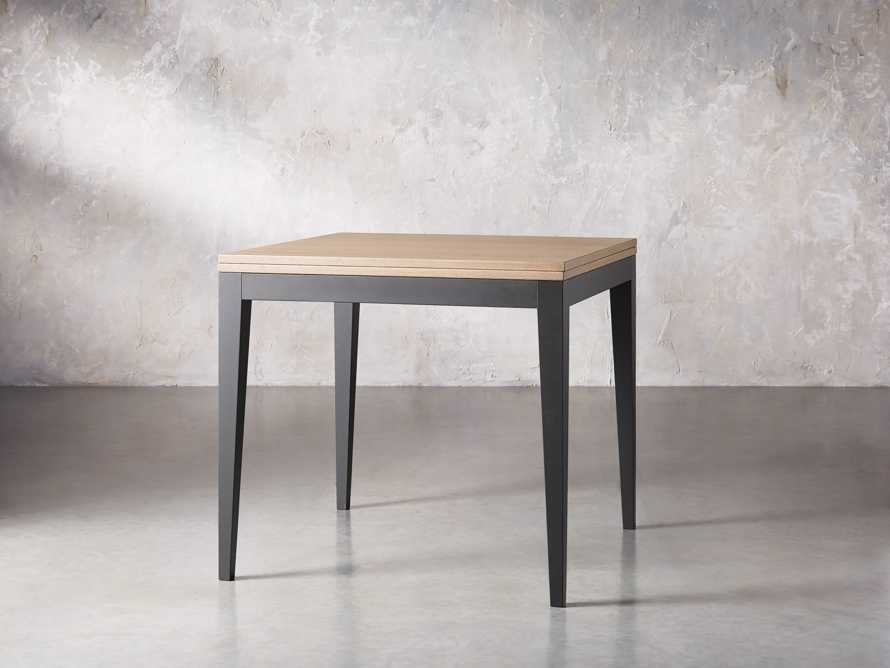 "Rho 39"" Flip-Top Counter Table, slide 3 of 6"