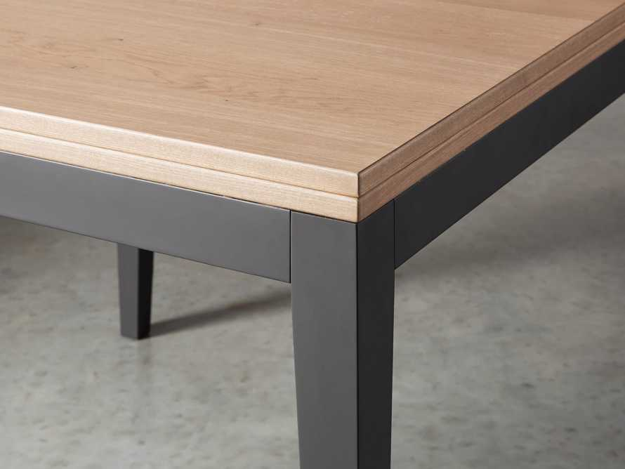 "Rho 39"" Flip-Top Counter Table, slide 4 of 6"