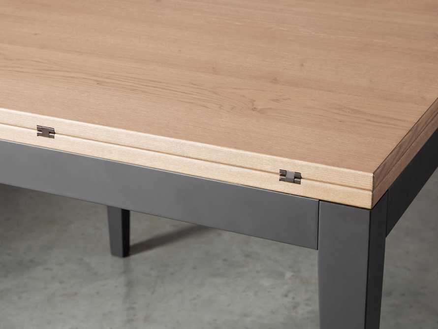"Rho 39"" Flip-Top Counter Table, slide 6 of 6"