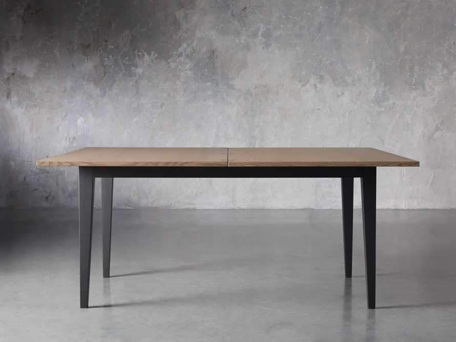 "Rho 60"" Flip-Top Dining Table, slide 4 of 13"
