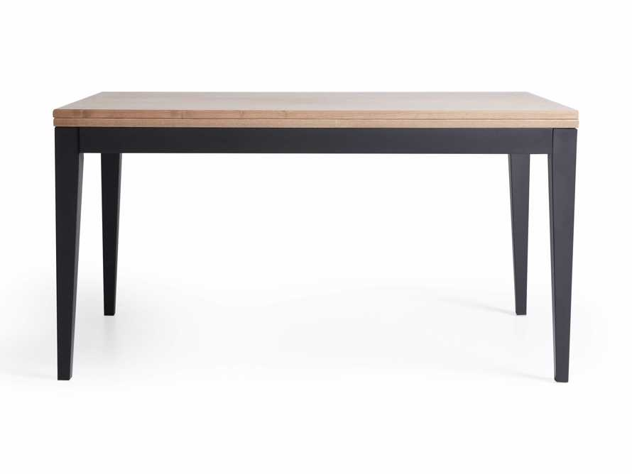 "Rho 60"" Flip-Top Dining Table, slide 11 of 13"