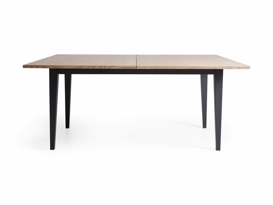 "Rho 60"" Flip-Top Dining Table, slide 12 of 13"
