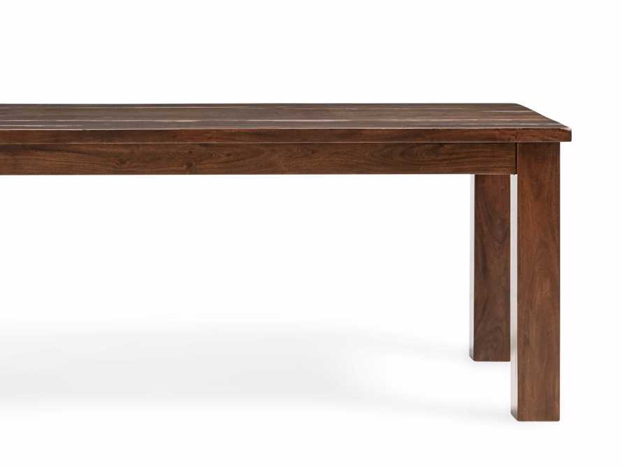 """Rio 92"""" Dining Table, slide 2 of 7"""