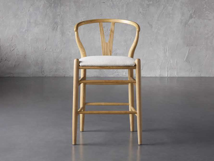 """Robin 21"""" Counterstool In Natural, slide 3 of 10"""