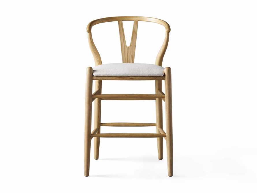 """Robin 21"""" Counterstool In Natural, slide 9 of 10"""