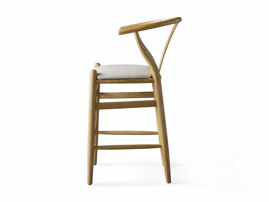 """Robin 21"""" Counterstool In Natural, slide 10 of 10"""