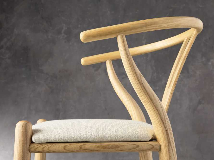 """Robin 21"""" Counterstool In Natural, slide 8 of 10"""