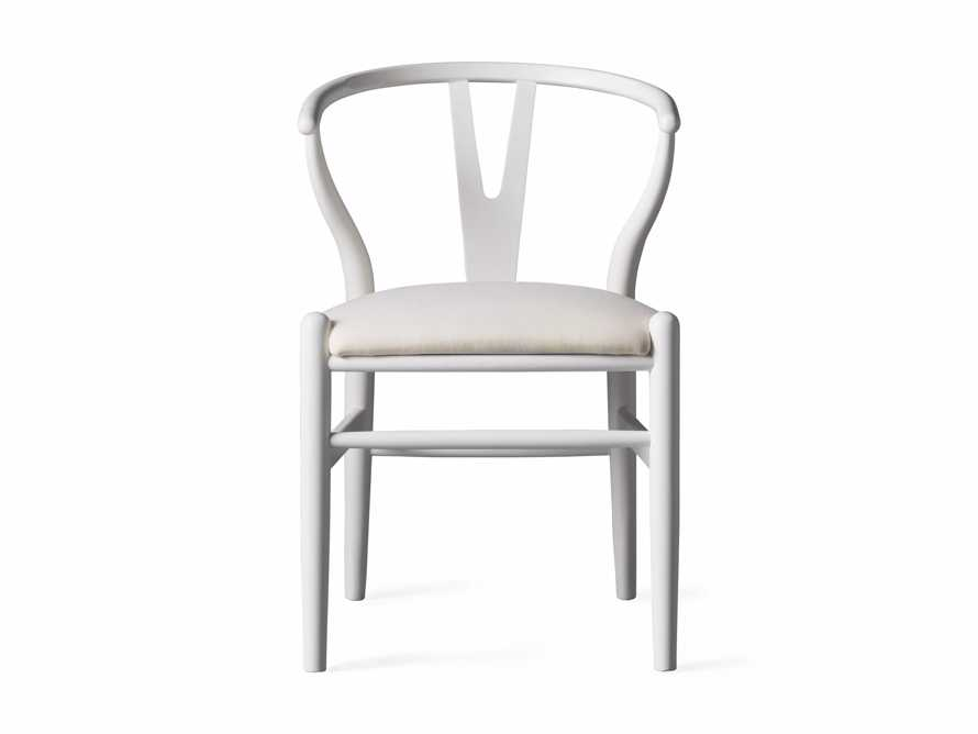 """Robin 21"""" Dining Chair In Snow, slide 7 of 8"""
