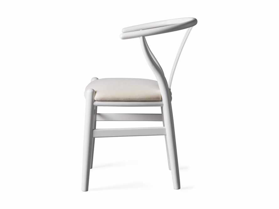 """Robin 21"""" Dining Chair In Snow, slide 8 of 8"""
