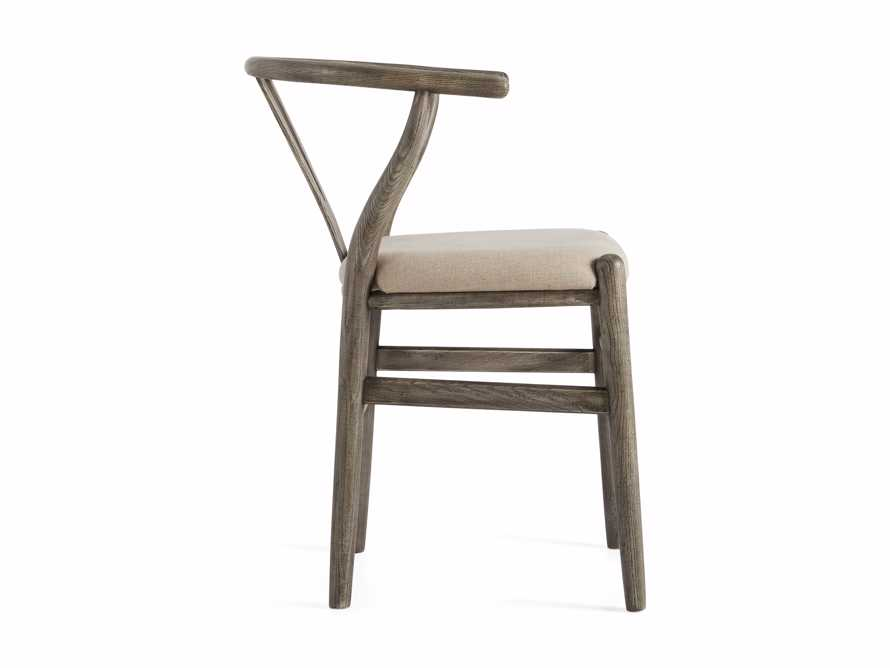 Robin Dining Side Chair in Stone Vintage, slide 9 of 9