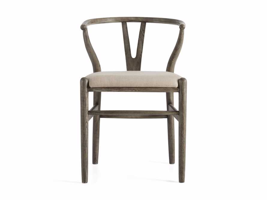 Robin Dining Side Chair in Stone Vintage, slide 8 of 9