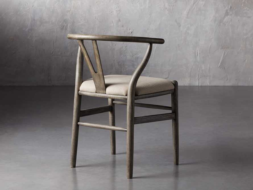 Robin Dining Side Chair in Stone Vintage, slide 5 of 9