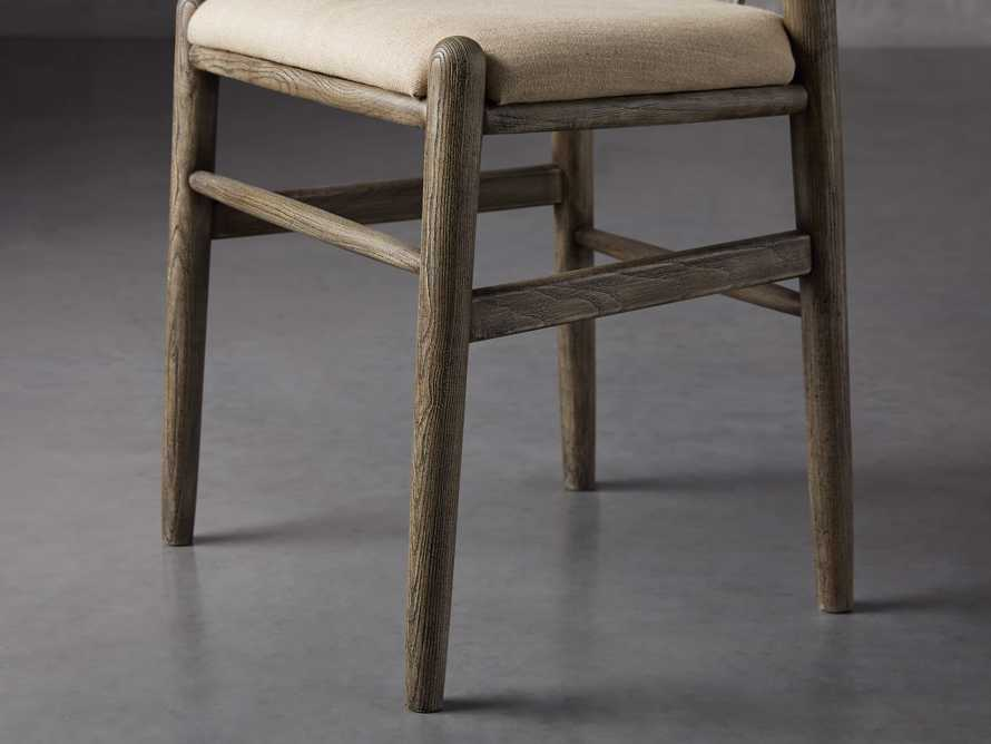 Robin Dining Side Chair in Stone Vintage, slide 7 of 9