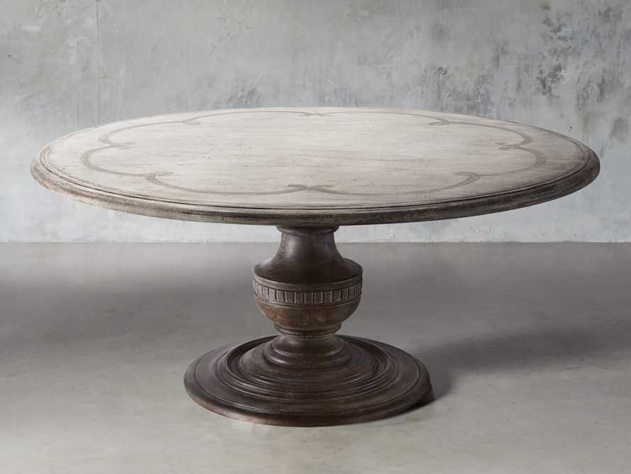"Roma 48"" Round Bell'Arte Dining Table"