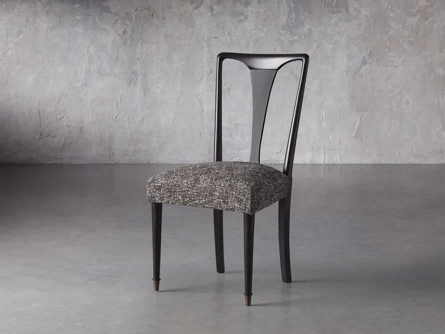 """Sali 20"""" Dining Chair in Midnight, slide 2 of 8"""