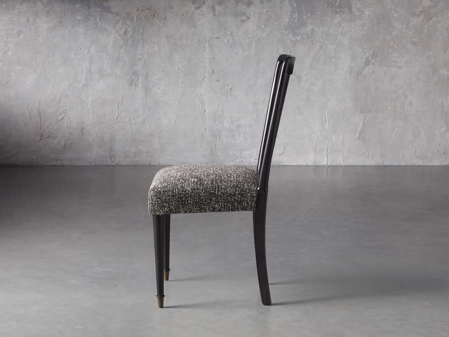 """Sali 20"""" Dining Chair in Midnight, slide 3 of 8"""