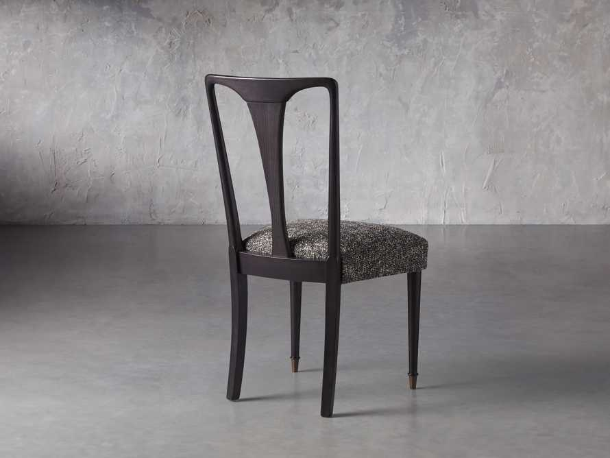 """Sali 20"""" Dining Chair in Midnight, slide 4 of 8"""