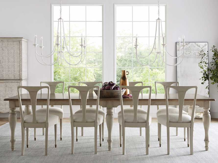 Sali Dining Chair in Neve, slide 1 of 9