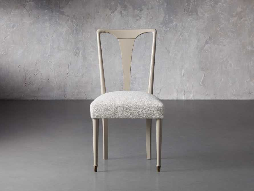 Sali Dining Chair in Neve, slide 2 of 9