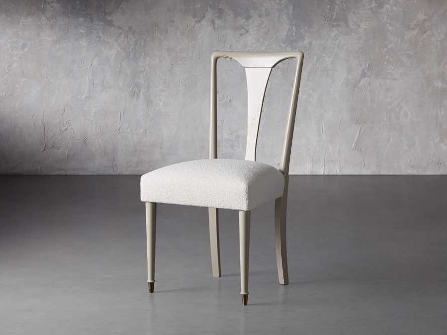 Sali Dining Chair in Neve, slide 3 of 9