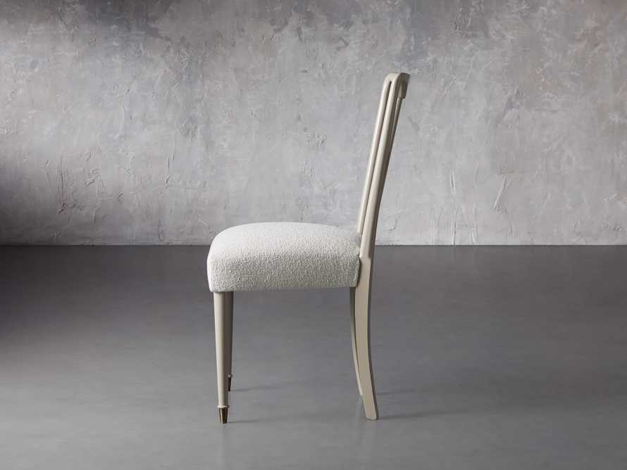 Sali Dining Chair in Neve, slide 4 of 9