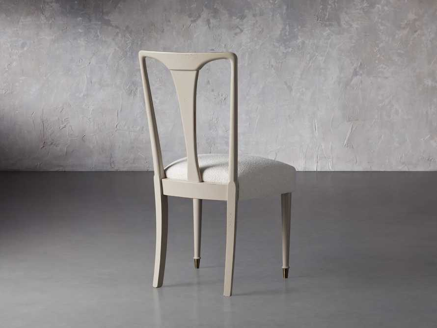 Sali Dining Chair in Neve, slide 5 of 9