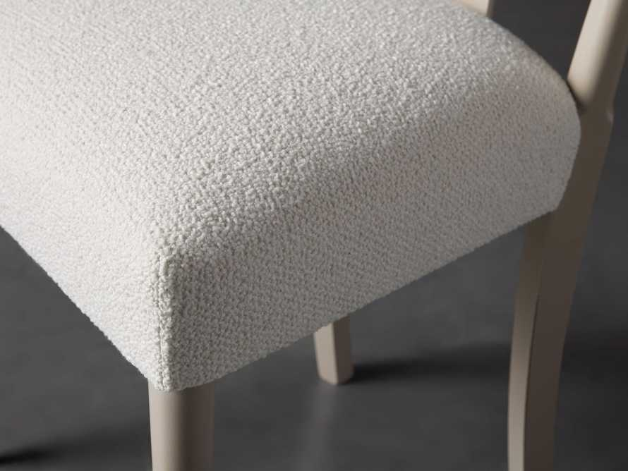 Sali Dining Chair in Neve, slide 7 of 9