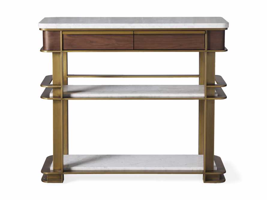 "Sama 42"" Bar Cart, slide 6 of 6"