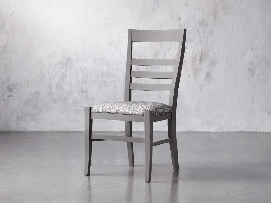 Scala Dining Side Chair in Ombra Grey, slide 4 of 10