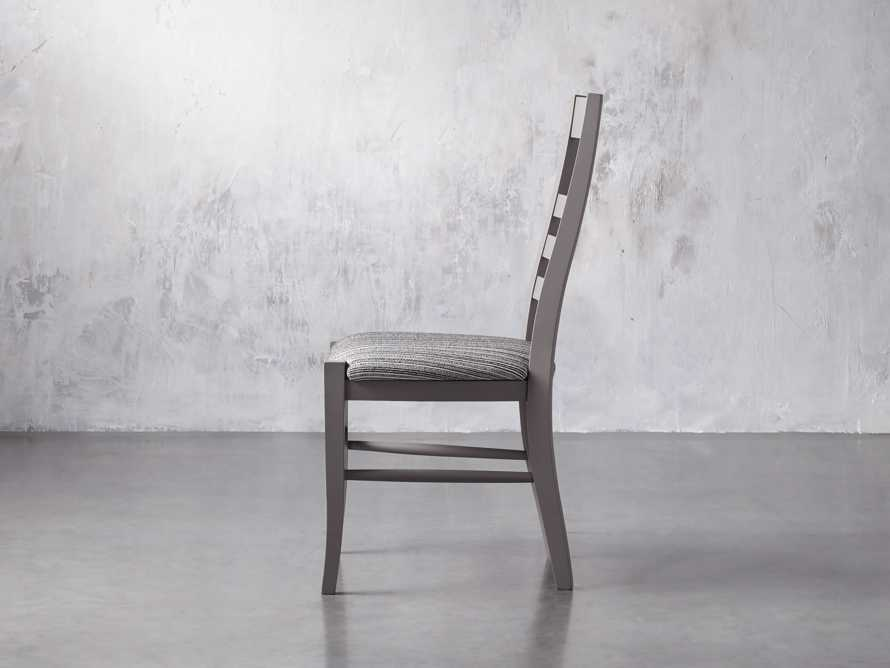 Scala Dining Side Chair in Ombra Grey, slide 5 of 10