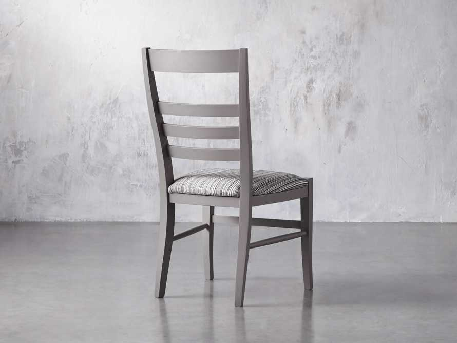 Scala Dining Side Chair in Ombra Grey, slide 6 of 10
