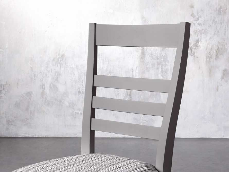Scala Dining Side Chair in Ombra Grey, slide 7 of 10