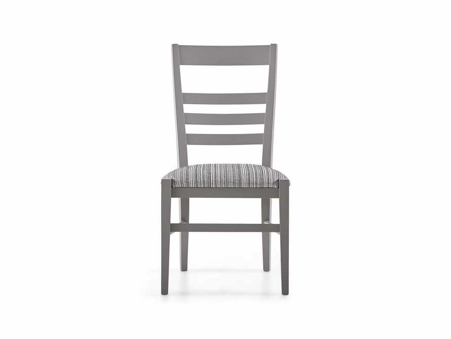 Scala Dining Side Chair in Ombra Grey, slide 9 of 10