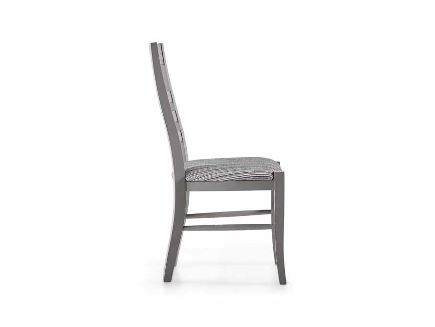 Scala Dining Side Chair in Ombra Grey, slide 10 of 10