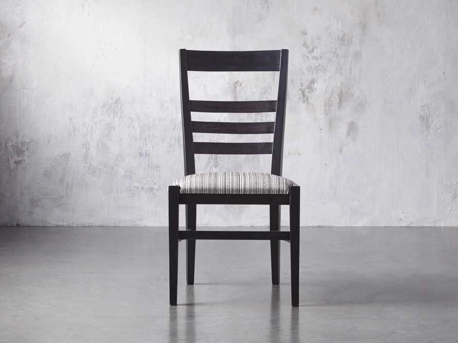 """Scala 20"""" Dining Side Chair in Midnight, slide 2 of 9"""