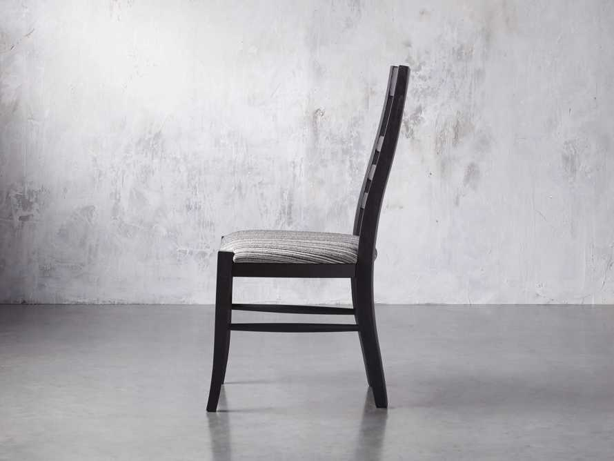 """Scala 20"""" Dining Side Chair in Midnight, slide 4 of 9"""