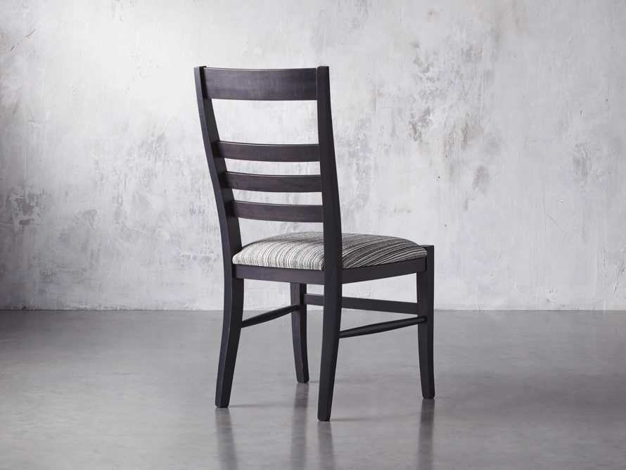 """Scala 20"""" Dining Side Chair in Midnight, slide 5 of 9"""