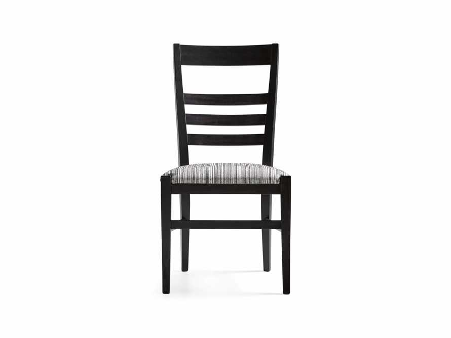 """Scala 20"""" Dining Side Chair in Midnight, slide 8 of 9"""