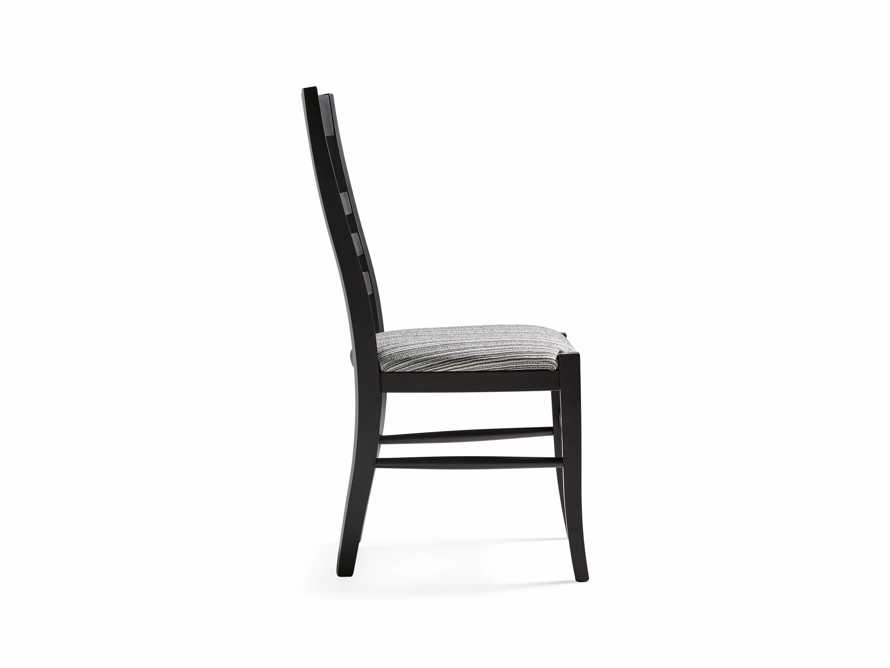 """Scala 20"""" Dining Side Chair in Midnight, slide 9 of 9"""