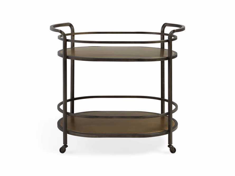 Serena Bar Cart, slide 2 of 4