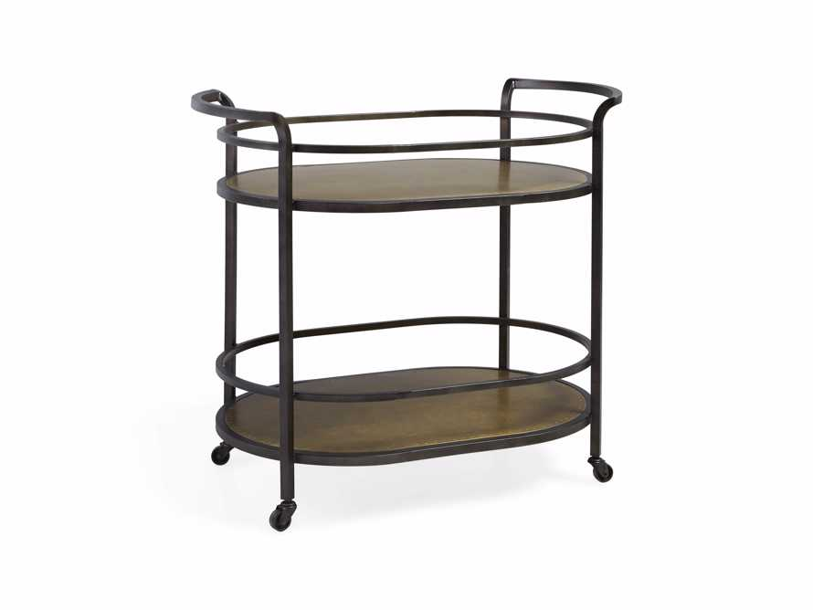 Serena Bar Cart, slide 3 of 4