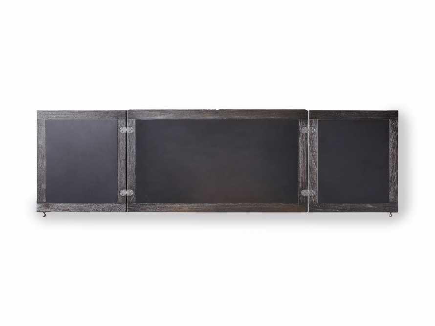 """Sutter 36"""" Bar Cabinet in Ebony, slide 7 of 8"""
