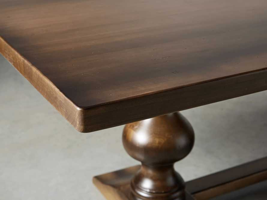 "Tuscany 78"" x 44"" Extension Table in Noceto, slide 7 of 7"