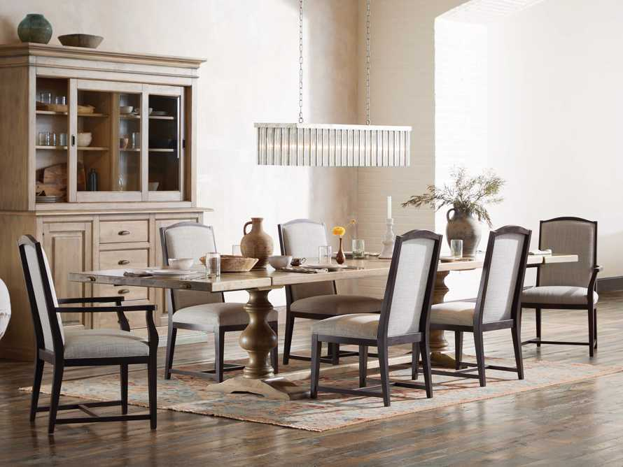 """Tuscany 94"""" Extension Dining Table in Blonde, slide 1 of 10"""