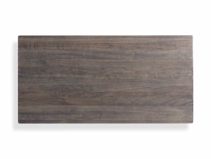 """Tuscany 94"""" x 44"""" Extension Dining Table in Porfido, slide 15 of 15"""