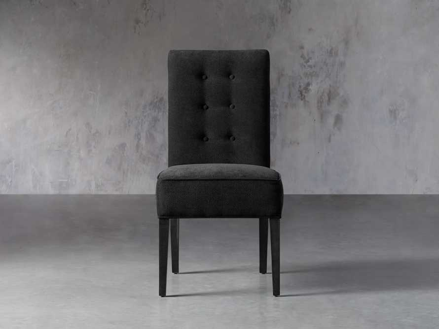 "Tao 21"" Upholstered Tufted Dining Side Chair, slide 1 of 5"