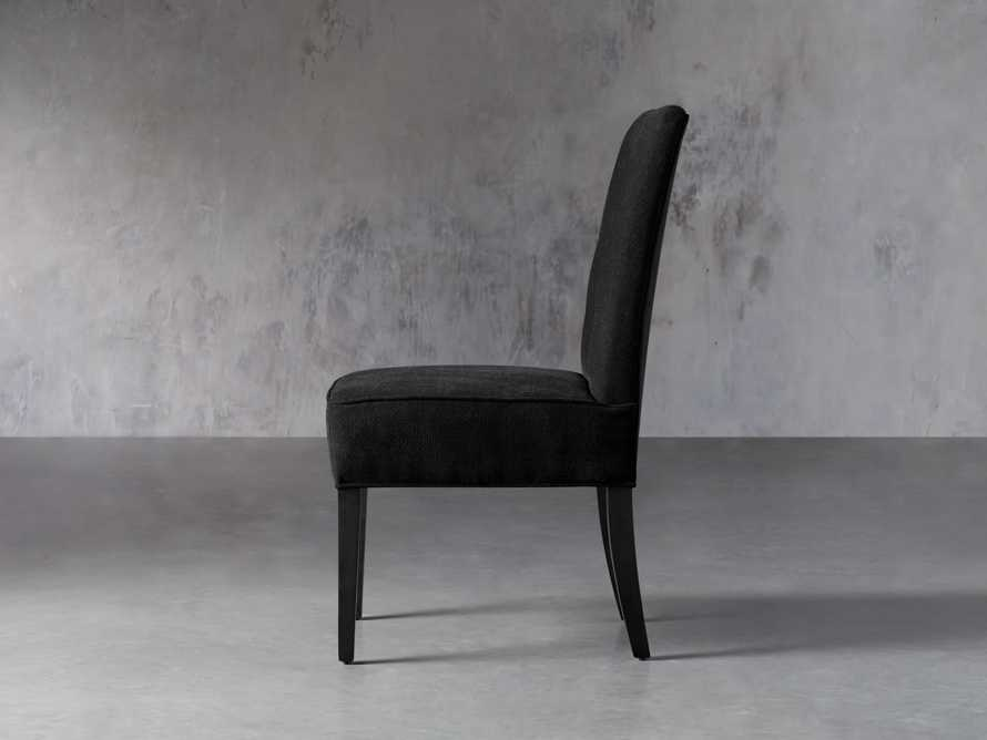 "Tao 21"" Upholstered Tufted Dining Side Chair, slide 3 of 5"
